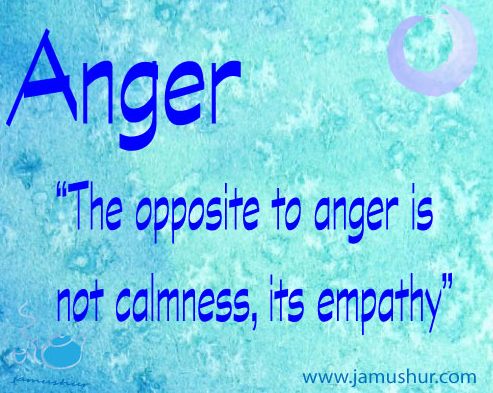 Anger or Empathy