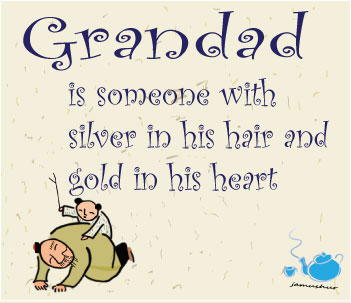 Grandad's Heart of Gold