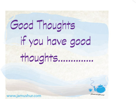 Roald Dahl Good Thoughts